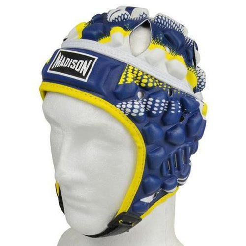 Madison Jt Clubman Headguard Rugby League NRL - Sports Grade