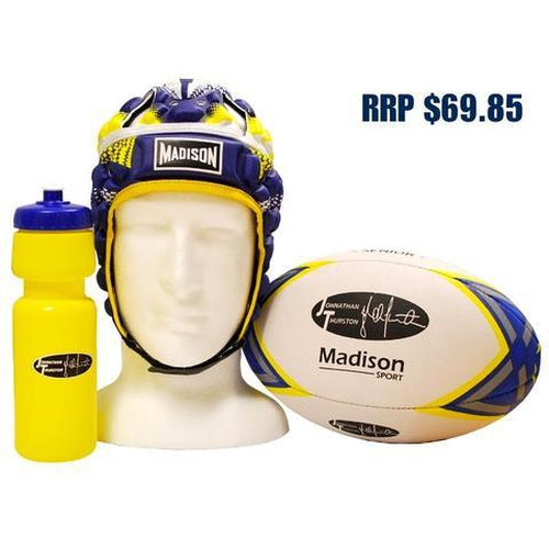 Madison JT Clubman Pack Rugby League NRL - Sports Grade