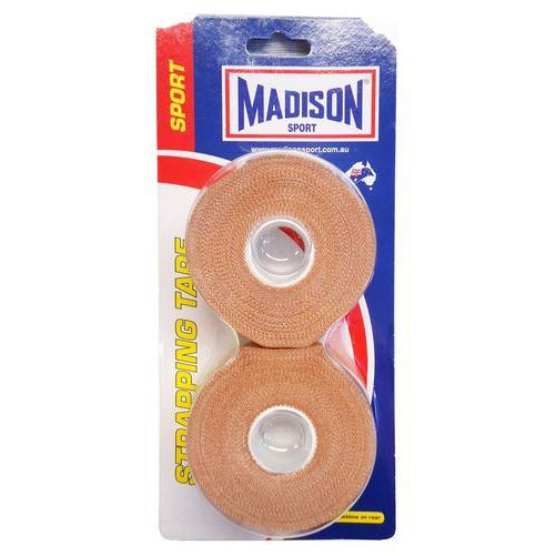 Madison Strapping Tape - Two Pack - Sports Grade
