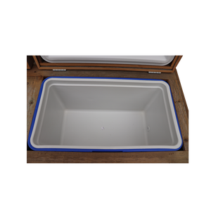 Double Cooler with 1 Engraved Line