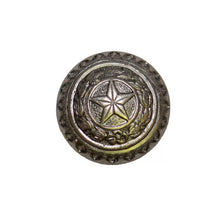 "Load image into Gallery viewer, 1-1/2"" LONE STAR LAREL KNOB-PEWTER"