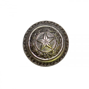 "1-1/2"" LONE STAR LAREL KNOB-PEWTER"