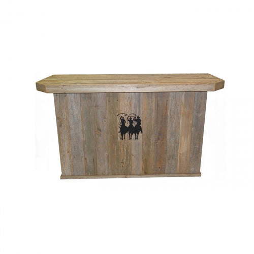OUTDOOR BAR - DOUBLE - TRES HOMBRES - BLACK