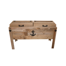 Load image into Gallery viewer, DOUBLE COOLER - SEA ANCHOR - BLACK