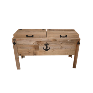 Double Cooler with Sea Anchor