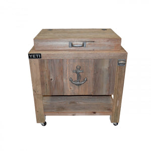Yeti Cooler 45 - Sea Anchor - Pewter