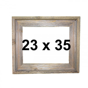 FRAME - SINGLE TRIM - 23 x 35
