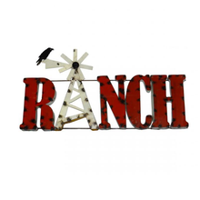 Load image into Gallery viewer, RANCH-SMALL--METAL SIGN