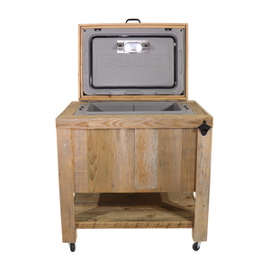 Black Adornments - Frio Coolers - Rustic Coolers 2