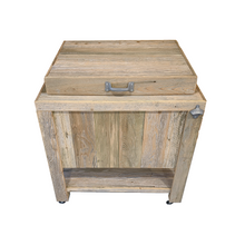 Load image into Gallery viewer, Rustic Single Cooler with 65 Qt Cooler - HRCOCL065001P