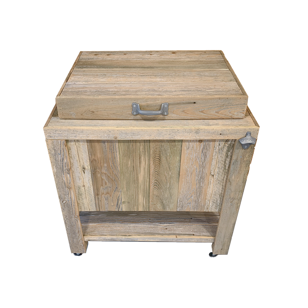 Rustic Single Cooler with 65 Qt Cooler - HRCOCL065001P