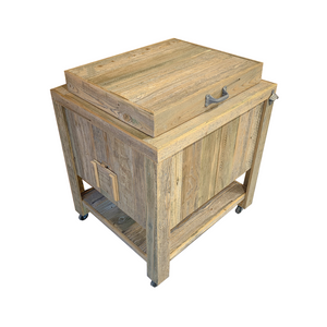 Rustic Single Cooler with 65 Qt Cooler - HRCOCL065001P 3