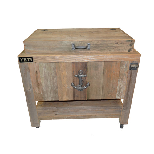 Yeti 65 Rustic Cooler By Haggards Rustic Goods