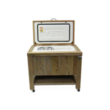 Load image into Gallery viewer, Yeti 65 Rustic Cooler By Haggards Rustic Goods 3