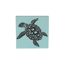 "Load image into Gallery viewer, 10"" x 10"" SIGN –""TURTLE"""