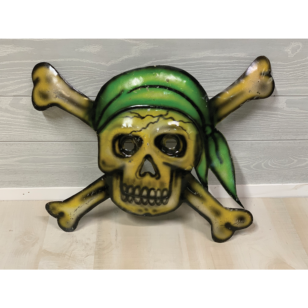 Pirate - Metal Sign