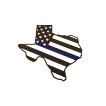 Load image into Gallery viewer, Metal Texas