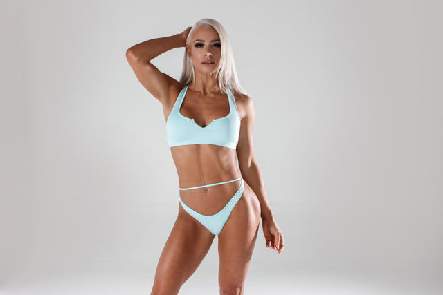 Show 2020 what you're made of with the new BIKINI x STRONG Challenge