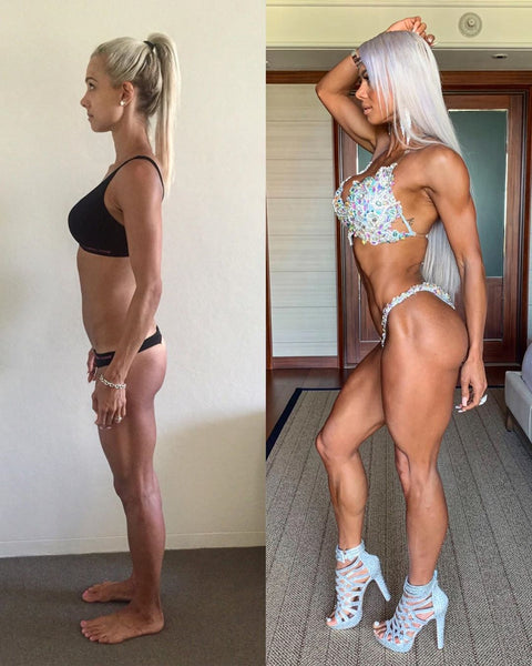 Lauren competition transformation