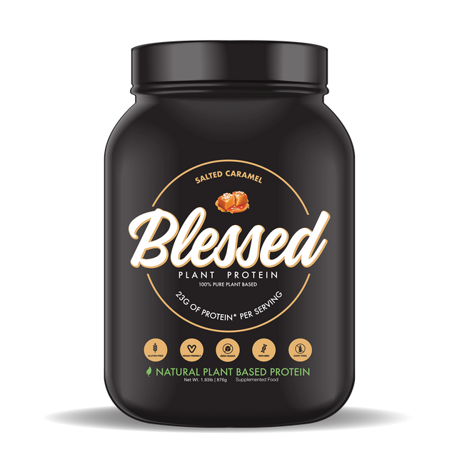 BLESSED PLANT-BASED PROTEIN AU/NZ