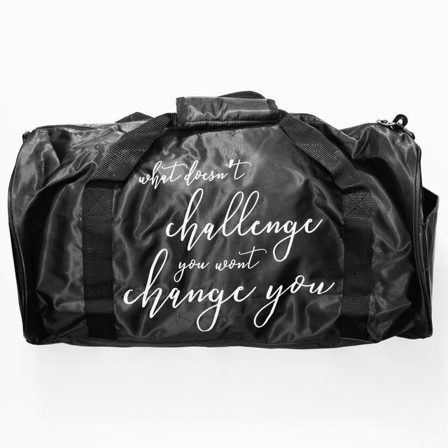 Lauren's DUFFLE BAG | BLACK