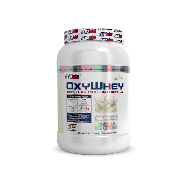 OxyWhey Lean Protein | Vanilla Ice Cream
