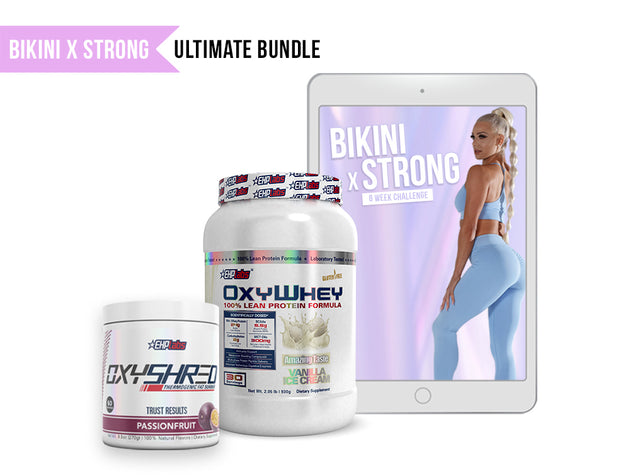 Bikini X Strong Ultimate Bundle