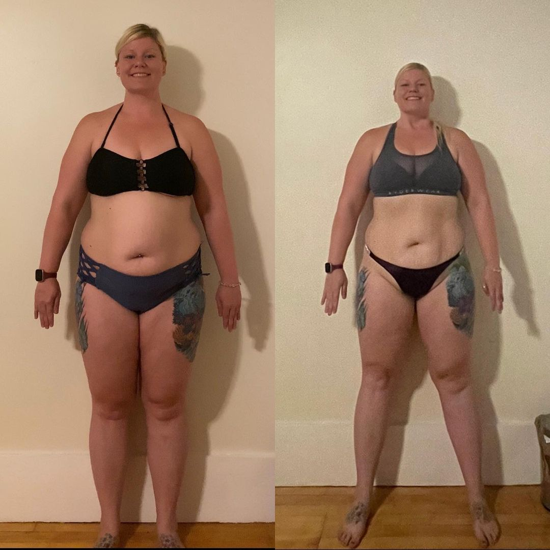 Jilly - Front Transformation