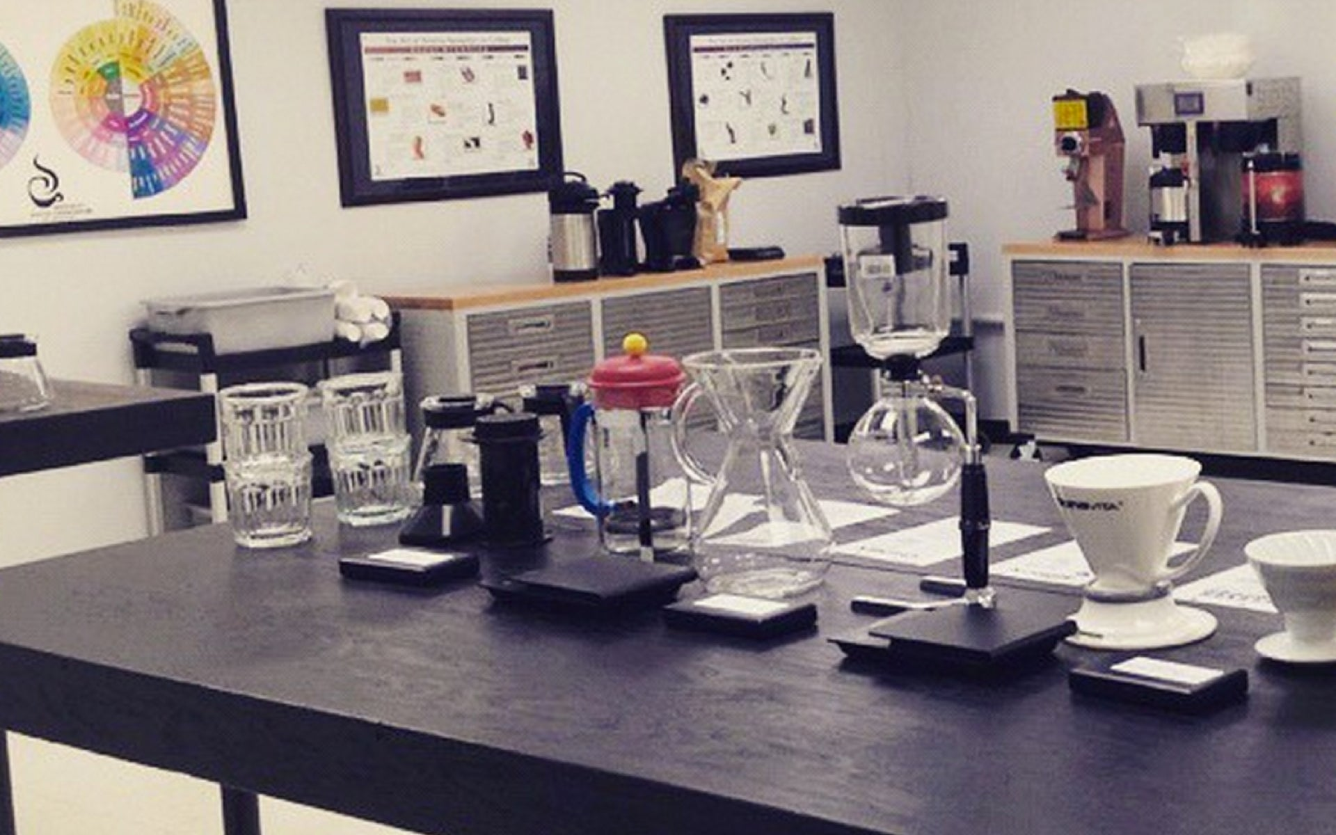 Workbench Coffee Labs