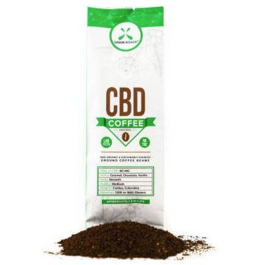 Green Roads CBD Coffee (60mg) - 2oz.