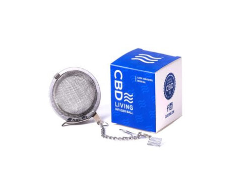 CBD Tea Infuser Ball