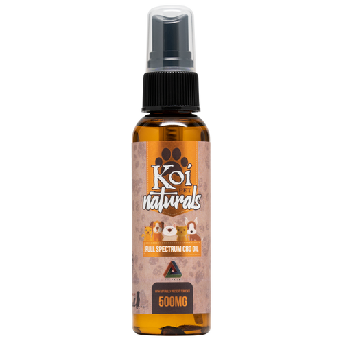 Koi Full Spectrum CBD Oil Spray