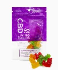 CBD Living Gummies Bag 100mg
