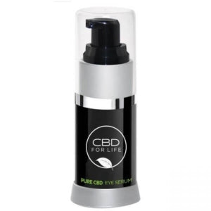 CBD for Life Pure CBD - Eye Serum (60MG CBD)
