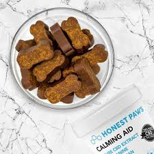 Honest Paws CBD Soft Chews - Calming (250mg CBD)
