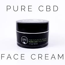 CBD for Life Pure CBD - Face Cream (100mg CBD)