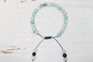 Amazonite Handcrafted Beaded Jewelry