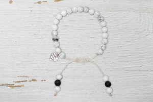 Howlite Handcrafted Beaded Jewelry