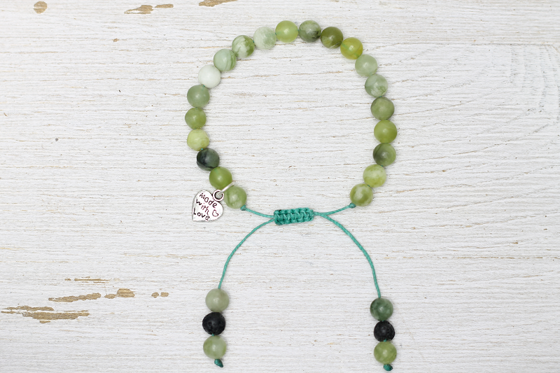 Aventurine Handcrafted Beaded Jewelry