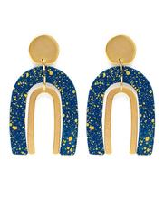 Arches Starry Night Earrings