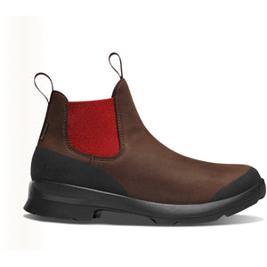Women's Pub Garden Chelsea Boots in Java