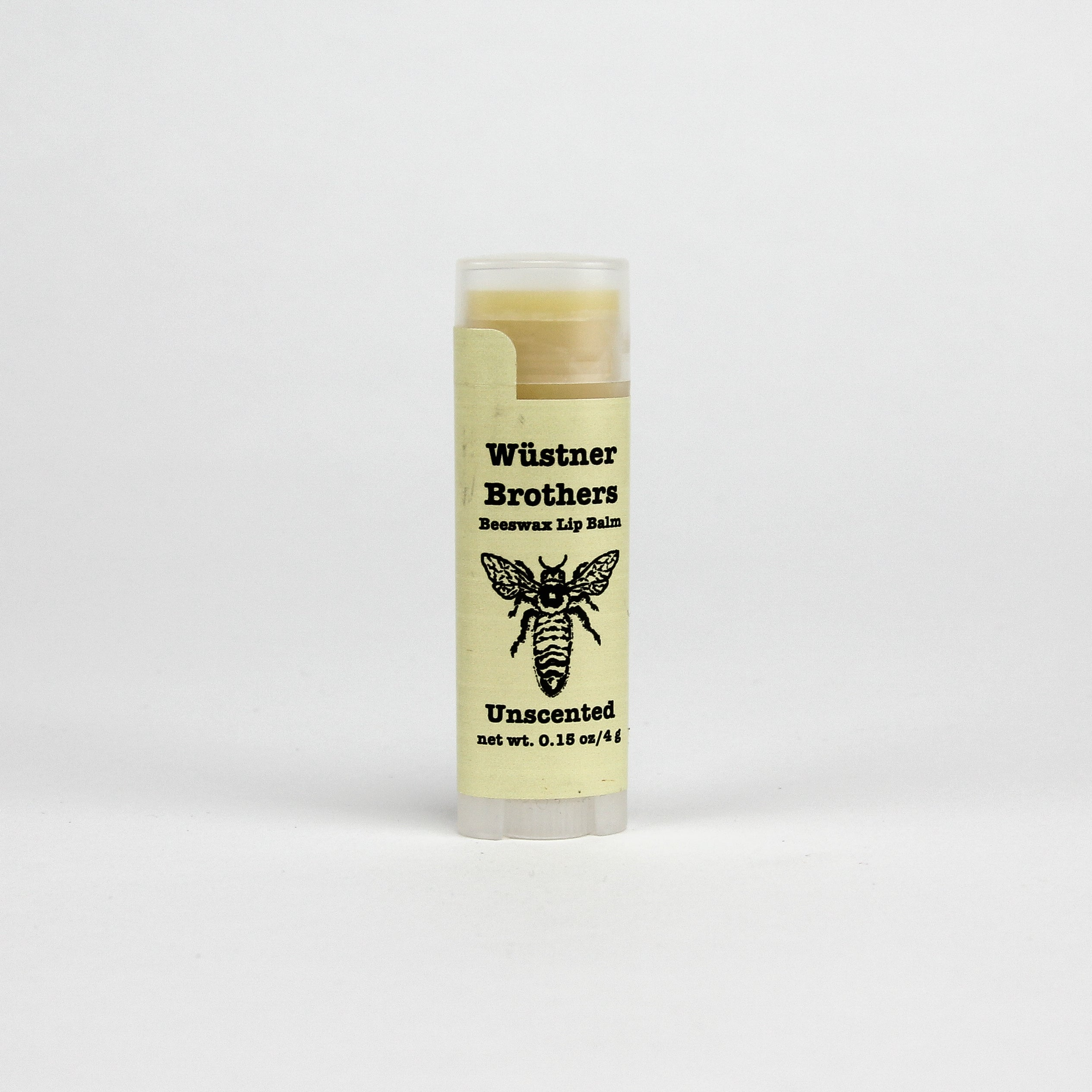 Wustner Brothers Lip Balm