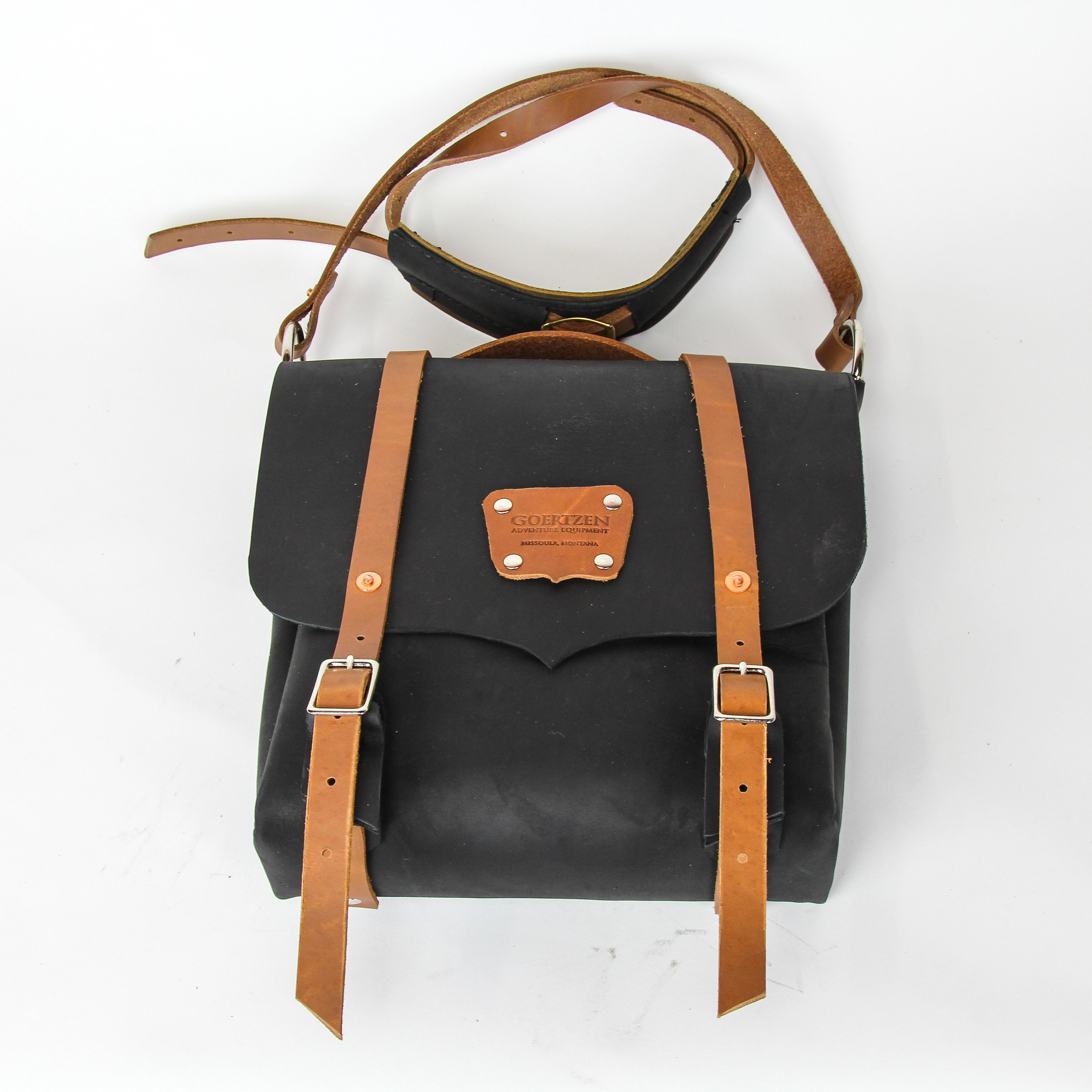 Scout Bag in Black