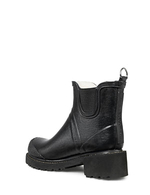 Ankle Rubber Boot