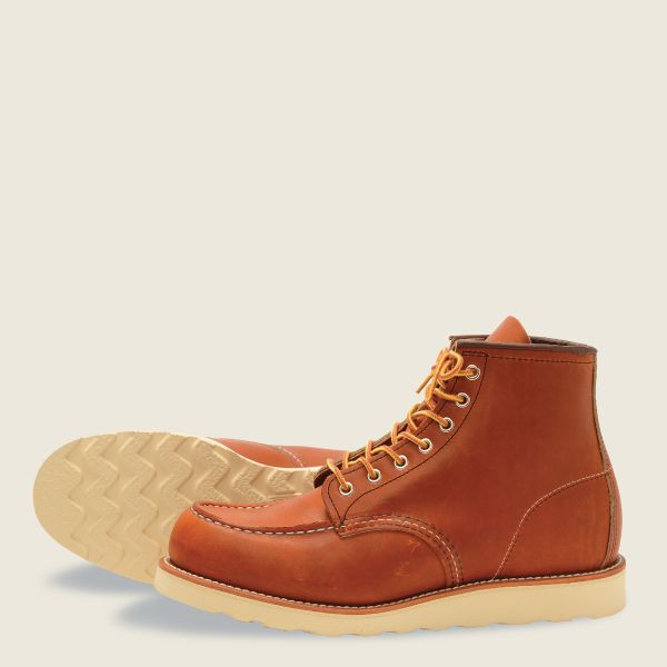"Red Wing 6"" Moc"
