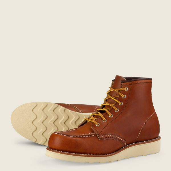 "Red Wing Women's Classic 6"" Moc"