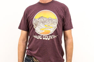 Montana Tee- Men's Magic Country