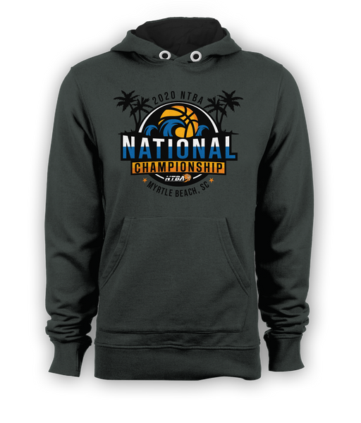 NTBA National Championship Fleece Hoodie Grade Based