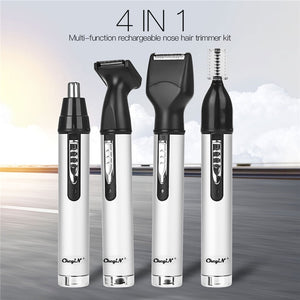 LindaTop 4-IN-1 Electric Facial Hair Trimmer
