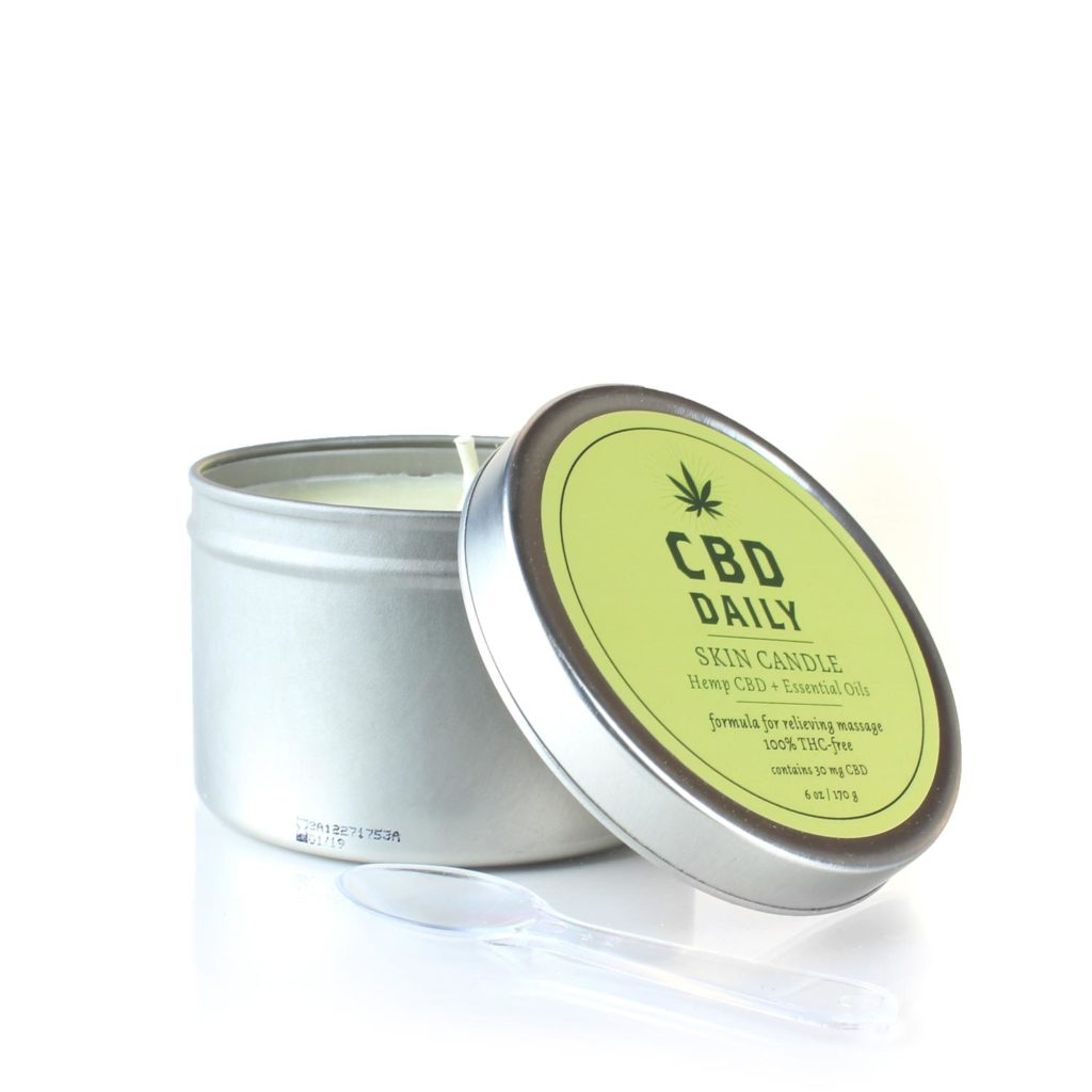 CBD 3-in-1 Massage Candle